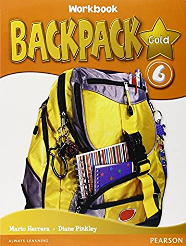 Backpack Gold 6 Workbook and Audio CD N/E pack