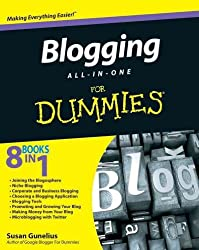 (BLOGGING ALL-IN-ONE FOR DUMMIES ) By Gunelius, Susan (Author) Paperback Published on (06, 2010)