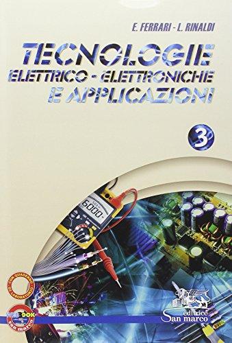 Tecnologie elettrico-elettroniche e applicazioni. Con quaderno operativo di laboratorio. Con espansione online. Per gli Ist. professionali: 3