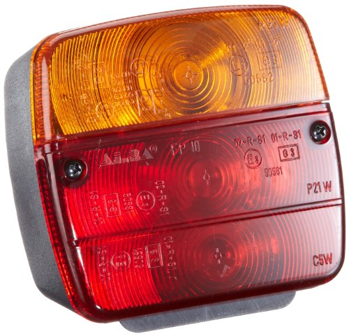 IWH 616101 3 - Kammer Anhängerleuchte (Drei-licht-anhänger Europa)