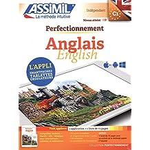 Pack App-livre Perfectionnement Anglais (appli+1 livret)