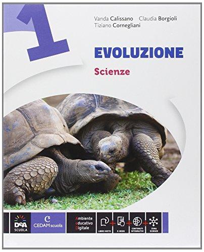 Evoluzione. Ediz. curricolare. Con espansine online. Per la Scuola media. Con e-book: 1