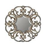 "Vinayak Arts Wall Mirror Frame For Wall Decor (12"" X 12"") - B0789MV5G7"