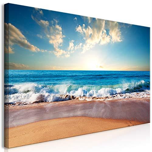 Murando Mega XXXL Cuadro Playa Mar 160x80 cm   Cuadro