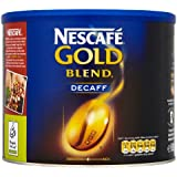 Nescafé - Caffè decaffeinato istantaneo Miscela Oro, 500 g