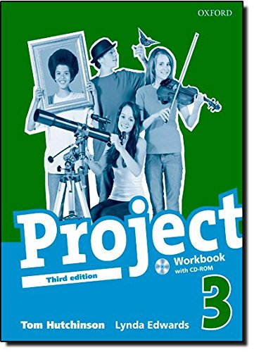 Project. Workbook. Per la Scuola media. Con CD-ROM: Project: 3: Workbook Pack 3rd Edition (Project Third Edition)