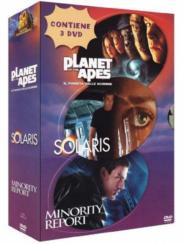 Planet ot the apes - Il pianeta delle scimmie + Solaris + Minority report