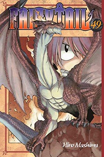 Fairy Tail Vol. 49 por Hiro Mashima
