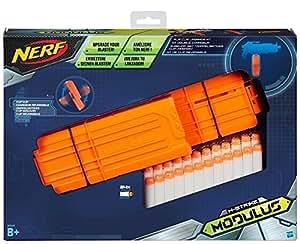 Nerf Weihnachtskalender.Hasbro B1534eu4 Nerf N Strike Elite Xd Modulus Ammo Kit Amazon De