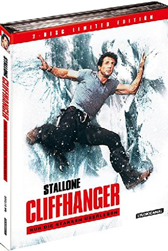Cliffhanger - Hang On [Blu-ray] [Limited Edition]
