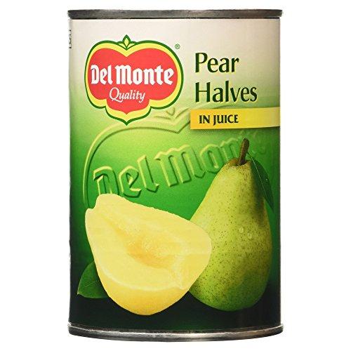 Del Monte Pear Halves in Juice, ...