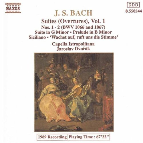Overture (Suite) No. 2 in B minor, BWV 1067: VI. Menuet