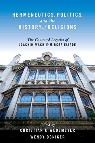 Hermeneutics, Politics, and the History of Religions: The ...
