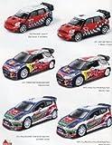 Burago - Collezione Auto Rally, Multicolore, 3.MD41101