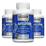 3 Dosen L-Arginin Kapseln