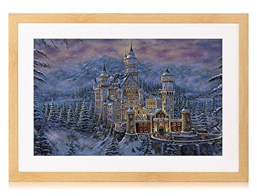 Robert Finale-stampa artistica Burlywood In Legno Da Parete con Cornice portafoto 40,6x 30,5cm Framed - Finale Framed