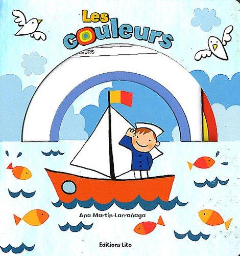 Mon cartonné préféré : les couleurs - De 0 à 3 ans