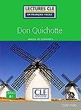 Don Quichotte - Livre + audio online (Lectures clé en français facile)