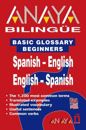 Nuevo Sueña: Anaya Bilingüe Español-Inglés/Inglés Español (Diccionario - Anaya Bilingüe) por BASIC