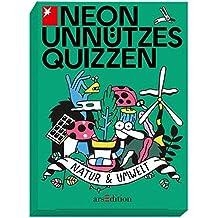 Unnützes Quizzen: Natur & Umwelt