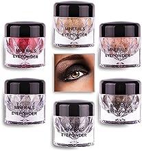 Sombra de ojos de maquillaje mineral, VALUE MAKERS®Shimmer & sombra de ojos de pigmento mineral Mineral