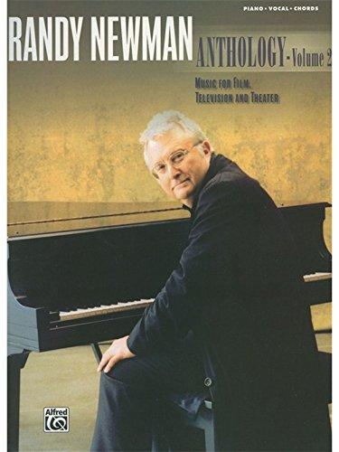Randy Newman: Anthology-Volumen 2. Noten für KLavier, Gesang & Gitarre