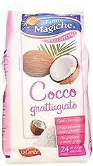 Idea Regalo - Lo Conte Cocco Grattugiato - 250 gr, Senza glutine