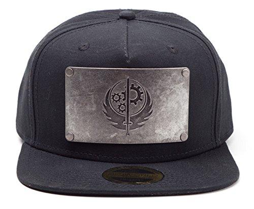 Preisvergleich Produktbild Fallout 4 Cap Brotherhood Of Steele Snapback Mütze Schirmmütze Kappe