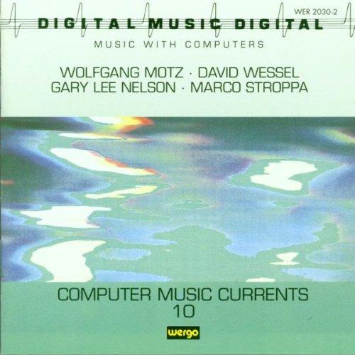 Computer Music Currents Vol. 10