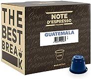 Note d'Espresso Guatemala Coffee Capsules exclusively Nespresso* machine Compatible 5.6g x 100 Capsules