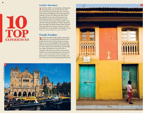 Goa & Mumbai (inglés) (Travel Guide)