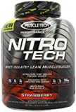 Muscletech Nitro Tech Hardcore Pro Series Strawberry...