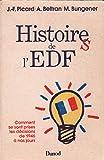 Telecharger Livres Histoires de l EDF comment se sont prises les decisions de 1946 a nos jours (PDF,EPUB,MOBI) gratuits en Francaise