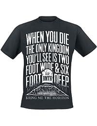 Bring Me The Horizon Grave T-Shirt black
