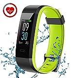 CHEREEKI Montre Connectée, Fitness Tracker Smartwatch Bracelet Connecté Podometre...