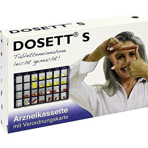 Dosett S Arzneikassette b 1 stk