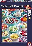 Schmidt 58284 Puzzle Dolci Golosità 500 Pezzi