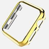 Hoco Apple Watch Serie 3Scutzhülle, schützende ultra-dünne Stoßfängerabdeckung für Apple WatchSeries 2 und 3