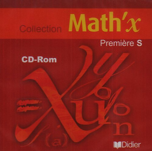 Mathématiques 1e S : CD-ROM