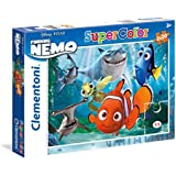 Disney - Puzzles, 2 x 20 piezas, diseño Buscando a Nemo (Clementoni 247370)