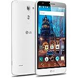 "LG G3 Stylus D690 - Smartphone Libre Android 3G (IPS Pantalla 5.5"", 540x960P, 1.3Ghz, 8GB, 1Gb Rom, 13Mp, Quad Core, Dual Sim, Hotspot Wifi Bluetooth GPS) (Blanco)"