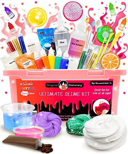 Original Stationery Kit Slime Kit Elaboración Slime