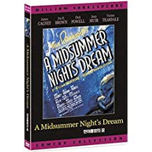 A Midsummer Night's Dream (1935) All Region (Region 1,2,3,4,5,6 Compatible) DVD. Starring James Cagney, Dick Powell, Verree Teasdale...