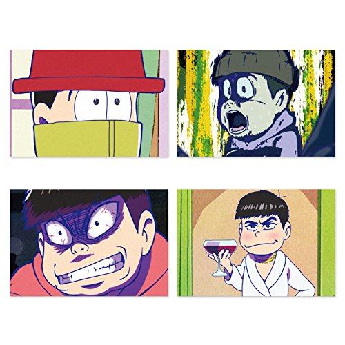 osomatsu-san-funny-face-post-card-set-vol1-b-japan-new