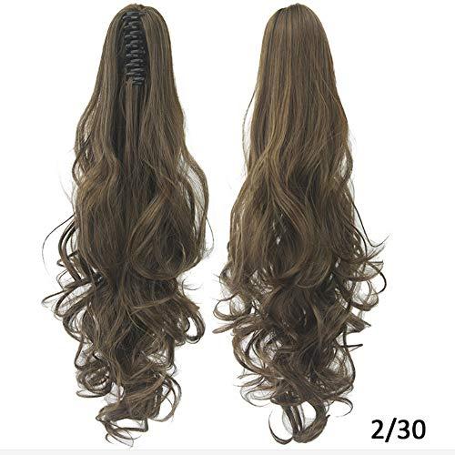 Heiße Produkte !! Perücken-Qualitäts-Frauen Cosplay Perücke-lange volle gewundene lockige wellenförmige Hitzebeständige Art- und Weiseglamour-Haar-Perücke-Haarteil mit freier wig-Kappe