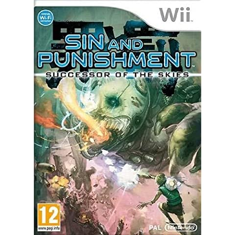 Sin and punishment : Successor of the skies [Importación francesa]