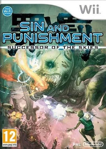 Sin and Punishment - Successor of the Skies