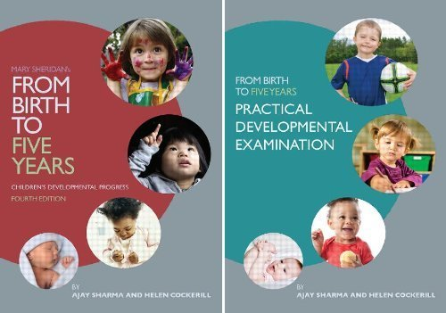 From Birth to Five Years SET by Sharma, Ajay, Cockerill, Helen (2014) Paperback