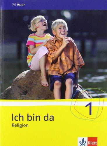 Ich bin da 1: Schülerbuch Klasse 1 (Ich bin da. Ausgabe für Berlin, Hamburg, Hessen, Niedersachsen, Nordrhein-Westfalen, Rheinland-Pfalz, Saarland, Sachsen, Sachsen-Anhalt und Thüringen ab 2007) (Riesen Bin Ich)