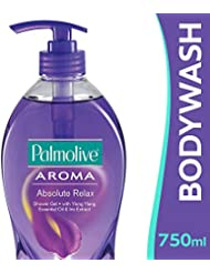 Palmolive Aroma Therapy Absolute Relax Shower Gel, 750ml